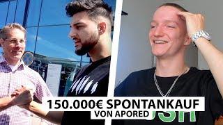 "Justin reagiert auf ""ApoRed kauft spontan G-Klasse"".. | Reaktion"