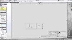Modifier la couleur de cotes dans la mise en plan avec SOLIDWORKS - Mai 2013