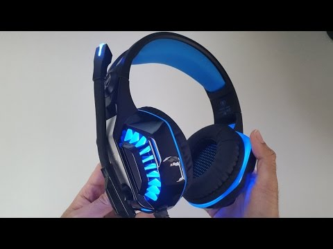 GM2 Pro Gaming Headset for PS4, XBOX One, PC, Tablets & Phones