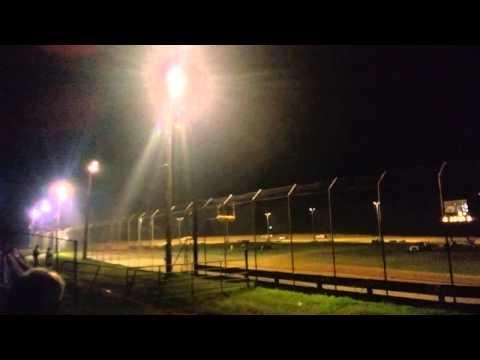Callaway Raceway Fulton MO Sportsman Feature 7-24-2015 Full Race