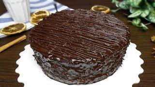 Торт Прага Знаменитый шоколадный торт