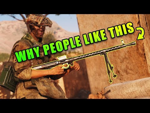 Why People Like The New S2-200 MMG - Full Review | Battlefield V
