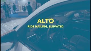 Alto: Ride hailing, elevated