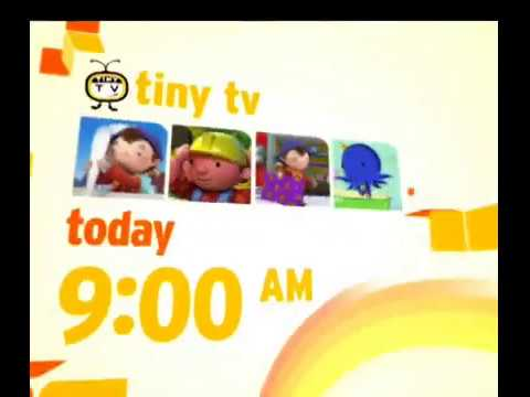 Tiny TV Pogo Promo with Oswald-The Octopus, Noddy and Bob-The Builder (OLD)