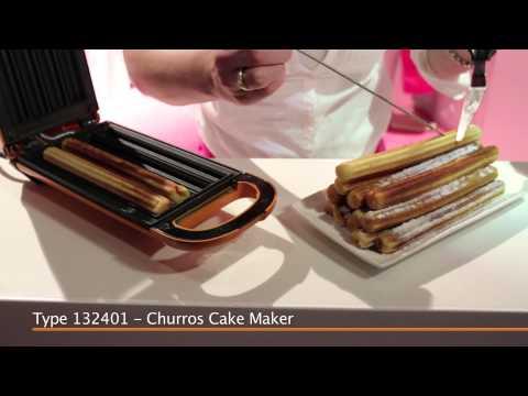 Churros maker princess