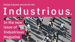 Industrious Magazine: Issue 4 Trailer