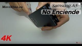 Samsung Galaxy A5 No enciende