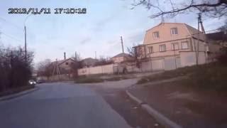 Украина не Россия!  Всего лишь  один  участок  дороги  а какая  разница