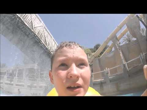 Day Two Of Dubai~WATER PARK~Sport Cars And Elle