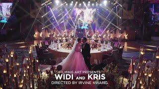 Filming Art | Widi & Kris_Same Day Edit by Signature Director