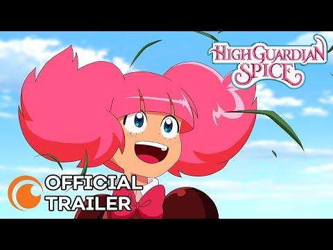High Guardian Spice | A Crunchyroll Original | OFFICIAL TRAILER