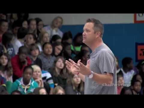 Chad Porter, Top Zig Ziglar Motivational Inspirational Speaker, Keynote Corporate Business Christian