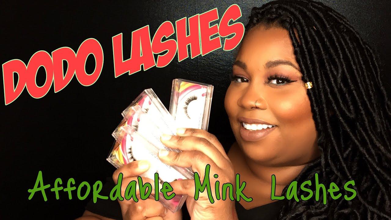 ff344431998 Affordable 100% $5 Mink Lashes | DoDo Mink Lashes by Kolor'd By Demi J