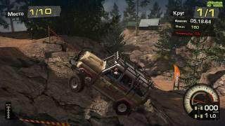 OFF-Road Drive Game 2010 | Demo |UAZ - USA Gameplay [HD 720p]