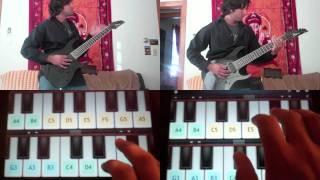 Dark Tranquillity - Zero Distance Guitar/iPad Cover - LRRG [HD]