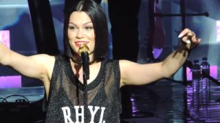 Rhyl Part 2. Jessie J - Loud, Laserlight, Nobody`s Perfect/Survivor