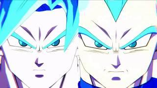 DRAGON BALL FighterZ X GUILTY GEAR XRD - 「Big Blast Sonic」