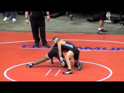 2012 USA Wrestling Championship Highlights Fresno, CA