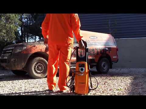 Spot De Presentación Hidrolavadoras Lusqtoff