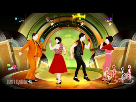 """Jailhouse Rock"" by Elvis Presley - Just Dance 4 Track"