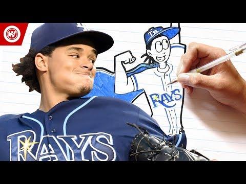 Draw My Life: Chris Archer