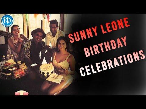 Sunny Leone Birthday Celebrations