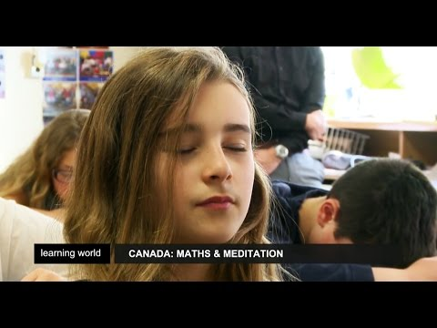 Canada: Meditation in class for improved learning results? (Learning World: S5E28, 3/3)