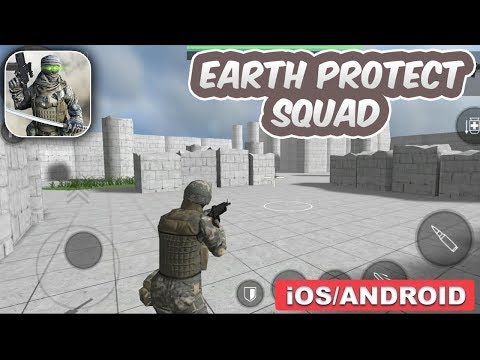 Earth Protect Squad v1 51B 2019 Mod + Apk For Android [Latest]