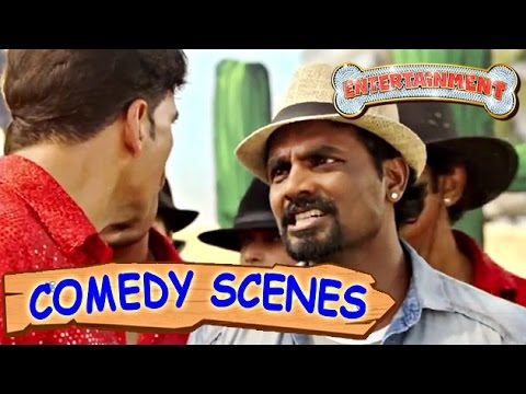 Akshay Kumar Quarelling With Remo D'souza- Comedy Scenes | Entertainment | Hindi Film