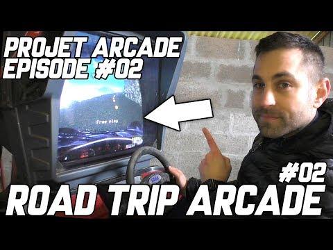 EP#02 - ROAD TRIP ARCADE #02 - RAD MOBILE - SEGA