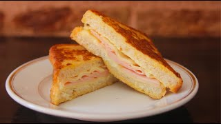 Monte Cristo sandwich Recipe | Yummy