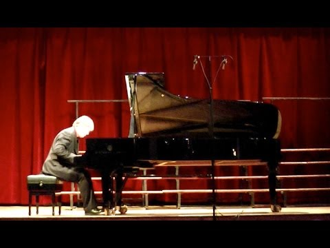 Keith Jarrett: The Köln Concert - Part I, Tomasz Trzcinski - Piano