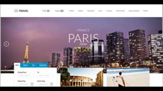 best responsive travel wordpress themes