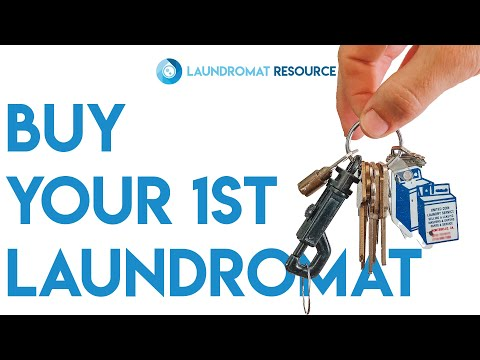 How to Buy a Laundromat Business