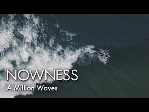 Sierra Leone's Only Woman Surfer