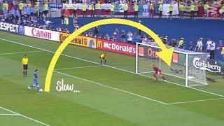 10 Unforgettable PANENKA Penalty in Football