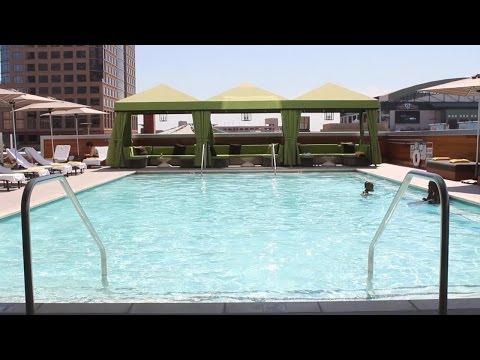 Style Jaunt TV - Hotel Palomar Phoenix (Episode 2)