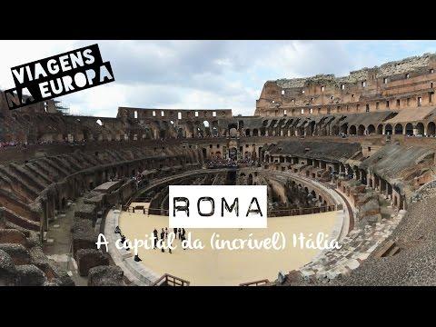 #68 Diário de Intercâmbio: A inesquecível Roma, capital Italiana!