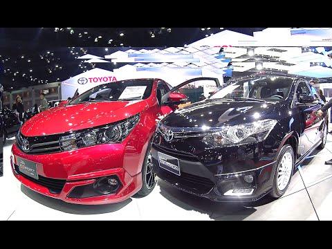 Top Toyota Midsize Sedans Toyota Corolla