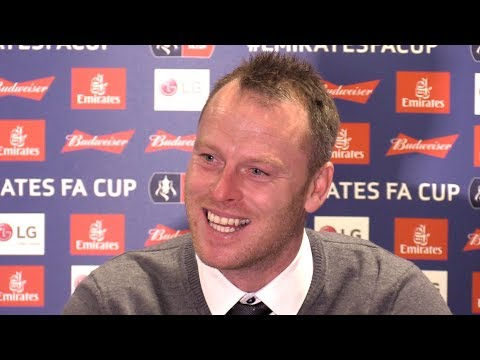 Newport 1-4 Manchester City - Michael Flynn Full Post Match Press Conference - FA Cup