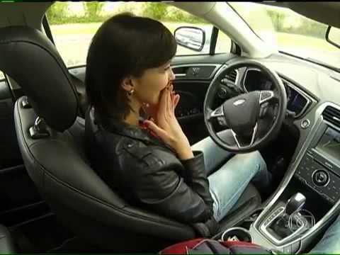 AutoEsporte 29 09 2013 Carros da Ford apostam em novidades tecnologicas.