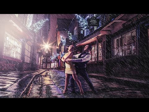Photoshop Manipulation |Dancing in the Rain | Photoshop CC