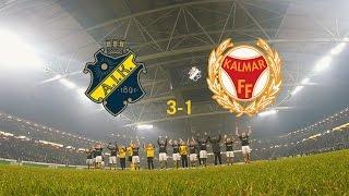 AIK - Kalmar FF 3-1 (2016-11-06)