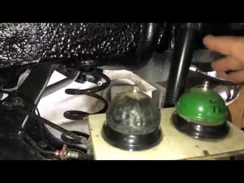 Suzuki SX4 жидкие подкрылки. Позаботился о шумоизоляции арок и локеров (плюс антикор)