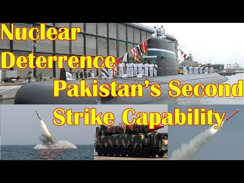 Nuclear Deterrence And Pakistan's Second Strike Capability In Indian Ocean Region