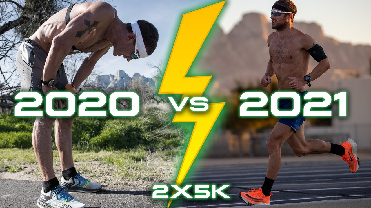 Running Perspective: 2020 vs 2021