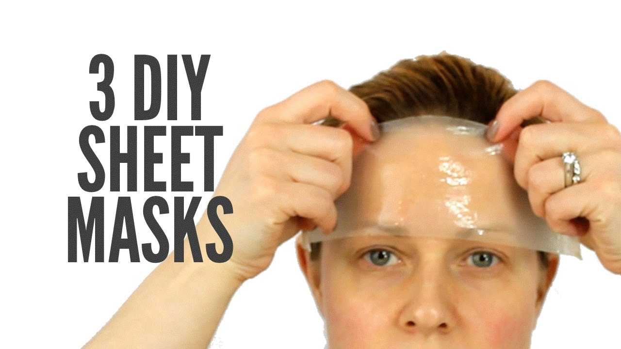 3 super simple diy sheet masks how to make your own sheet mask 3 super simple diy sheet masks how to make your own sheet mask solutioingenieria Choice Image