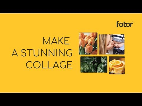 How To Collage Pictures With Fotor | 2019 Updated