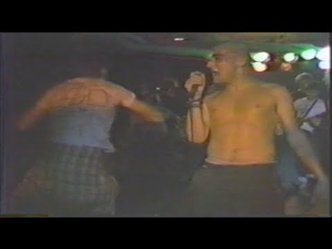 MINOR THREAT - Guilty of Being White -  Live