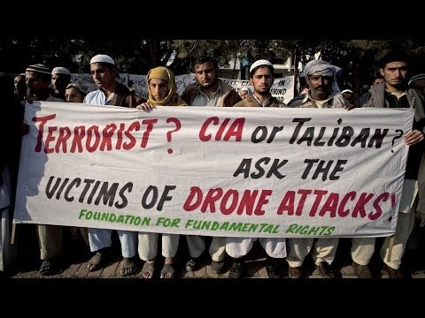 Amnesty International Accuses US of Drone War Crimes